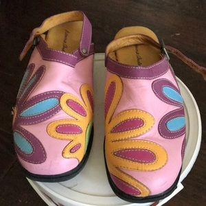 Hanna Anderson Clogs Inspired Sandals